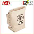 Best  5416T Bull-Pin And Bolt Bag Canvas With,Tunnel Loop Iron Worke