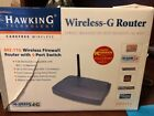 Hawking HWR54G 54 Mbps 4-Port Wireless G Router