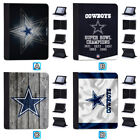 Dallas Cowboys Leather Case For iPad Mini 1 2 3 4 Pro 9.7 10.5 Air $19.99 USD on eBay