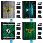 Dallas Stars Leather Case For iPad Mini 1 2 3 4 Pro 9.7 10.5 Air $19.99 USD on eBay