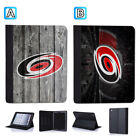 Carolina Hurricanes Leather Case For iPad Mini 1 2 3 4 Pro 9.7 10.5 Air $19.99 USD on eBay