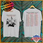 FREESHIP Backstreet Boys DNA World Tour Concert 2019 T-Shirt Unisex White S-6XL  image