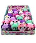 Squeezamals 3Deez Full Body Squeeshy Scented Plush Toys. New Release. In Stock!