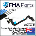 iPhone X OEM Dock Connector Port Microphone Flex Cable Charging Replacement