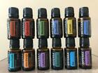 Genuine doTERRA Essential Oil 5 15ml NEW SEALED Exp 2023 2024 Free Shipping
