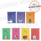 BTS BT21 Character Bite B5 Wired Notepad Notebook 7types Authentic K-POP Goods