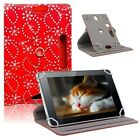 "Universal Case Folio Leather Cover For Android Tablet PC 9.7"" 10"" 10.1"" &Pen lot"