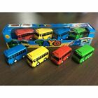 Cars Toy The Little Bus TAYO Friends Mini Bus Set Tayo Rogi Gani Rani UK Stock