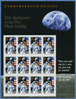 US #2841 29¢ 25th Anniv. Neil Armstrong First Moon Landing Sheet VF NH MNH