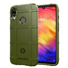 For Xiaomi Redmi Note 8 7 6 5 Pro Shockproof Rugged Shield Soft Armor Case Cover