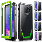 Galaxy S20 / A70 / A50 / A20 / Note 10 Plus Case,Poetic Rugged Heavy Duty Cover