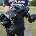 4WD RC Monster Truck Off-Road Vehicle 24G Remote Control Buggy Crawler Car