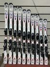 k2 AMP Comanche System Skis w/ Salomon L10 Adjustable Bindings