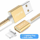 RAXFLY Magnetic Micro USB Type-C Lightning Fast Charging Sync Cable Adapter