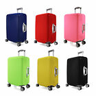 Внешний вид - 3 colors Travel Luggage Suitcase Multi Size Spandex Cover Protector Solid Style