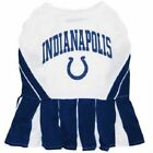 Indianapolis Colts NFL Football Officially Licensed Dog Cheerleader Pet Dress $14.9 USD on eBay