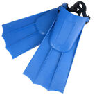 Adult Adjustable Flippers Fins Swimming Diving Surfing Fins with Adjustable Heel