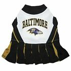 Baltimore Ravens NFL Football Officially Licensed Dog Cheerleader Dress Small $14.9 USD on eBay