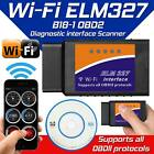 Wi Fi WiFi ELM327 Car OBD2 OBDII Diagnostic Interface iPhone iPad  NEW