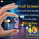 2019 Smallest 4g Dual Sim Tiny Mobile Phone Super Mini Smartphone Android Camera