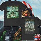 Iron Maiden Legacy of the Beast 2019 Tour T-Shirt For Fan Rock Black Cotton Tee