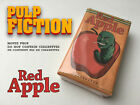 Red Apple Replica Pack TARANTINO Pulp Fiction Bill Once Hollywood Movie Props