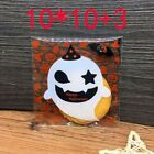 Baby Shower Candy Bags Cookie Package Self-adhesive Halloween Party Decoration