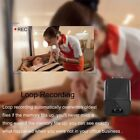 Hidden Mini Safety Camera USB Wall Phone Charger Wireless 1080p Cam Night Vision
