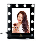 10 LED Vanity Light Hollywood Makeup Mirror Dimmer Stage Touch Beauty Table Lamp