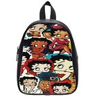 Betty boop Wallpapers bag / Custom school backpack for kids $35.55 USD on eBay