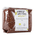 Forest Whole Foods - Orgánico Rojo Quinoa 3kg