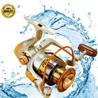 Left/Right Interchangeable 12BB Ball Bearing Fishing Spinning Reel Light Smooth $14.59 USD on eBay