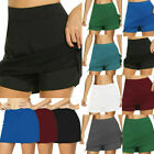 AU Women's Active Skorts Running Workout Sports Tennis Golf Performance Skirt
