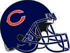 CHICAGO BEARS HELMET Vinyl Decal / Sticker ** 5 Sizes ** $3.97 USD on eBay