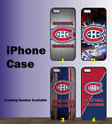 Montreal Canadiens Ice Hockey Team New Black Case Cover For iPhone $19.9 USD on eBay