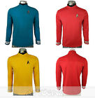 Star Trek Beyond Captain Kirk Red Uniform Spock Blue Uniform Scotty Yellow+Badge on eBay