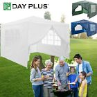 3Mx3M Outdoor Tent For Picnic Birthday Party BBQ Barbecue Flea Market Wedding