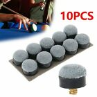 510x Commercial Quality Soft Pool Snooker Billiards CUE TIPS Screw On type 10mm $4.62 AUD on eBay