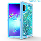 Shockproof Bling Dynamic Liquid Glitter Quicksand Case Cover For Sansung Galaxy
