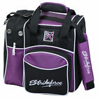 KR Strikeforce FLEXX SINGLE TOTE PURPLE bowling bag