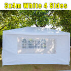 3x3 3x4 3x6 Heavy Duty Waterproof Fully Canopy Shelter Replacement Gazebo Cover
