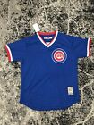 Kris Bryant Chicago Cubs Retro Throwback Jersey M L XL FREE SHIPPING NEW on Ebay