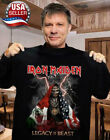 IRON MAIDEN Legacy of the Beast Tour 2019 T-Shirt For Fan Rock Band Shirt S-6XL image