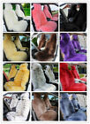 1Pc Real Australian Sheepskin Long Fur Front Car Seat Cover Universal Fit $59.99 USD on eBay