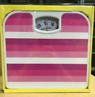 Mechanical Bathroom Scale Weight Health 130Kg Capacity - NO BATTERY REQUIRED