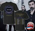 Tool Band in Concert Tour 2019 Black Men T shirt Made in USA S-6XL image