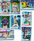 2019 TOPPS CHROME PRISM REFRACTORS YOU PICK PLAYER RC