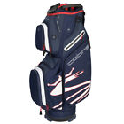 COBRA ULTRALIGHT CART GOLF BAG MENS - NEW 2019 - 14 WAY TOP 5 lbs