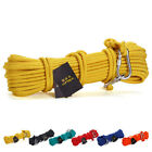 10MM Outdoor Rock Climbing Rope Fire Escape Safety Survival Rappelling Rope 32ft