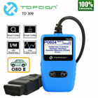 Купить OBD2 OBDII Automotive Car Diagnostic Tool Scanner Fault Code Reader Check Engine